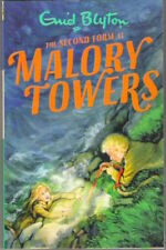 SECOND FORM AT MALORY TOWERS Enid Blyton New paperback Collectable Child classic