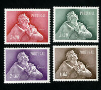 Portugal Stamps # 824-7 VF OG LH Catalog Value $120.75