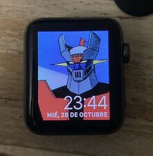 Apple Watch Series 3 GPS 42mm Caja de Aluminio en Gris Espacial & 2 Correas