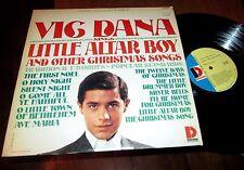 VIC DANA Little Altar Boy & Other Christmas Songs LP NM US DOLTON PROMO VINYL