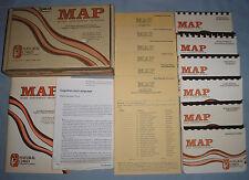 MAP: Muma Assessment Program - 1979 Box Set w/All Books and Materials VERY RARE!