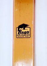 "Vintage 1953-1955 Fred Bear Archery Bow 62"" SC06 31# LOOK & READ"