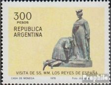Argentina 1368 (complete.issue.) unmounted mint / never hinged 1978 royal couple