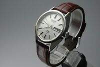 Vintage 1971 JAPAN KING SEIKO WEEKDATER 5626-7110 25Jewels Automatic.