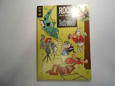 Rocky and His Fiendish Friends #2 (Dec 1962, Western Publishing) 6.0 FN!!! LOOK!