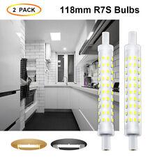 10W R7s LED Lampe Dimmbar 118MM  AC220-240V J118 Brenner-Ende Linear Leuchtmitte