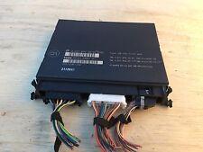 101# MERCEDES W221 S63 S65 S600 S550 REAR SEAT CONTROL MODULE 2218700992 OEM