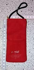 Strahlenschutz HANDYTASCHE für iPhone eWall rot classic Art 01.200 NEU OVP µ