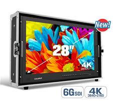 "LILLIPUT 28"" BM280-6G 6G-SDI 4K Ultra HD HDMI VGA AV Broadcast Monitor V-mount"