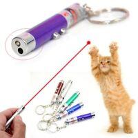 Funny Pet LED Laser Cat Toy 5MW Red Dot Laser Light 650NM Pointer Laser Pen Toy