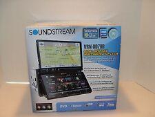 Toyota 4-Runner 2010-UP Soundstream VRN-DD7HB  Navigation Dual 7″ LCD Screens