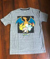 Old Navy Collectibles Pokémon Sleeve Tee Size XL NWOT