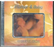 MOTHER & BABY - ESSENTIAL MUSIC - Prennatal introduction to music - MCPS 2004