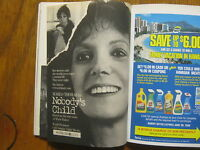 1986  TV   Guide (MARLO  THOMAS/TINA YOTHERS/MICHAEL J. FOX/MARY LINDSAY CHAPMAN
