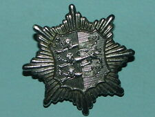 RARE HASTINGS FIRE BRIGADE CAP BADGE - PRE 1974 - 100% ORIGINAL!!!