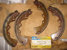 BRAKE SHOES - LS1302 - FITS: MAZDA RX2 RX4 RX7 ROTARY & 808 818 929 616 626 1600