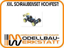 XXL Schrauben-Set für LRP S8 BXe Team / RTR Stahl hochfest screw set