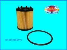 Oil Filter 2012 - 2017 Fiat 500 500L Dodge Dart 1.4 Turbo Mopar OEM