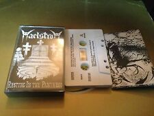 MAELSTROM - RESTING IN THE PANTHEON CASSETTE TAPE DEATH METAL SPAIN