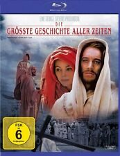 THE GREATEST STORY EVER TOLD - Blu Ray Region ALL - Max von Sydow