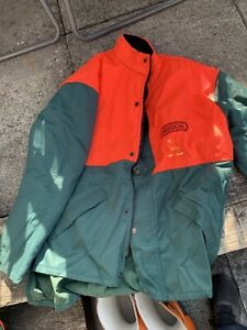 Oregon Chainsaw Jacket L And Trousers M