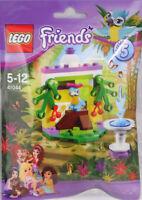 LEGO Friends 41044 Macaw's Fountain Serie 5 Papageiengarten Ara NEU NEW RAR