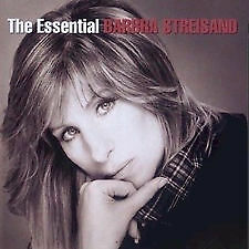 BARBRA STREISAND -THE ESSENTIAL -GREATEST HITS BEST OF -2CD BRAND NEW AND SEALED