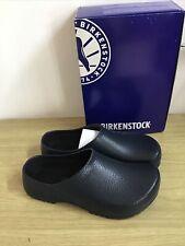 Birkenstock: Antistatic Blue Birki Air Antistatic Clog EUR 43 UK9 Regular