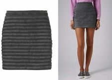 Topshop Denim Short/Mini Casual Skirts for Women