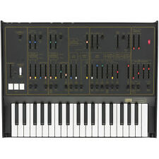 Korg ARP Odyssey Limited Edition Black Gold Analog Synthesiser Keyboard NEW