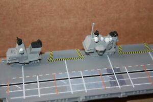 HMS Queen Elizabeth Super Carrier in 1250 scale.