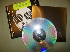Calvin Harris         PROMO CD           I Created Disco