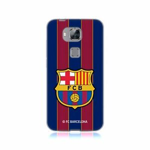 OFFICIAL FC BARCELONA 2020/21 CREST KIT SOFT GEL CASE FOR HUAWEI PHONES 2