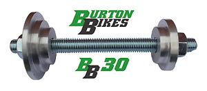 Burton Bikes BB30 bottom bracket press tool, bearing installation, removal tools