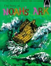 The Story of Noah's Ark:  Genesis 6:5-9:17 for Children (Arch Books)-ExLibrary