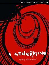 Generation All Region DVD Tadeusz Łomnicki, Urszula Modrzyńska, Tadeusz Janczar