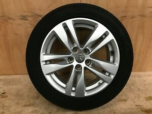 VAUXHALL ASTRA K ALLOY WHEEL REQUIRES NEW TYRE 205/55 R16  39024544 2015 - 2021