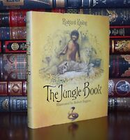 The Jungle Book by R. Kipling Illustrated  Robert Ingpen New Hardcover Classics
