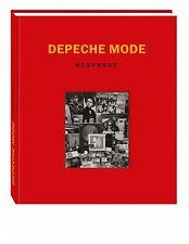 Depeche Mode book in russian книга на русском Монумент hardcover NEW