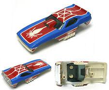 1977 Aurora AFX G+ G-PLUS'ish SPIDERMAN BARRACUDA Slot Car BODY Screecher Unused