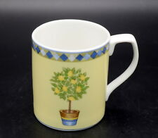 Royal Doulton Carmina * MUG / CUP * Lemon Tree, Good Used Condition