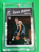 2016-2017 Panini Donruss Optic Caris LeVert #167 TRUE Rookie RC Nets Pacers 🔥