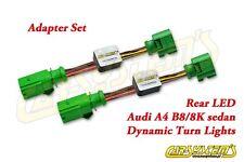 Audi A4 S4 RS4 - B8  Limo Semi Dynamischer LED Blinker Plug&Play Dynamic LED