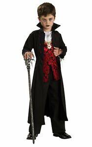Royal Vampire Boys Costume