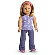 American Girl Doll FEELING GREAT + Charm  NEW IN BOX   My AG