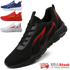 Athletic Running Men's Casual Sneakers Fashion Sports Tennis Shoes Walking Gym