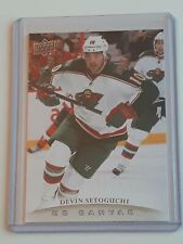 C159 Devin Setoguchi - Canvas - UD 2011-12 Series 2 Two - Upper Deck