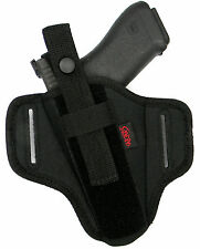 Tactical Pancake Belt Slide Holster w/ Thumb Break Ambidextrous - H&K HK VP9
