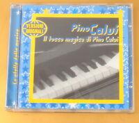 IL TOCCO MAGICO DI PINO CALVI - VERSIONI ORIGINALI - 1999 - OTTIMO CD [AD-135]