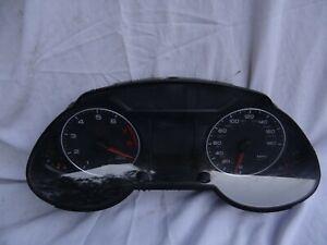 09 10 2009 2010 Audi Q5 Speedometer Instrument Cluster Oem 100k Miles